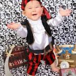 大阪の誕生日写真撮影スタジオ・ハニーアンドクランチのフォトギャラリーI104