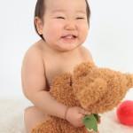 大阪の誕生日写真撮影スタジオ・ハニーアンドクランチのフォトギャラリーI113