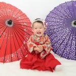 大阪の誕生日写真撮影スタジオ・ハニーアンドクランチのフォトギャラリーI117