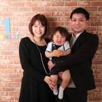 大阪の誕生日写真撮影スタジオ・ハニーアンドクランチのフォトギャラリーI132