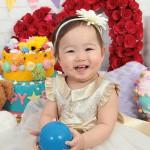 大阪の誕生日写真撮影スタジオ・ハニーアンドクランチのフォトギャラリーI141