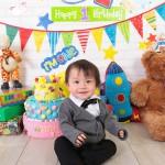 大阪の誕生日写真撮影スタジオ・ハニーアンドクランチのフォトギャラリーI145