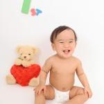 大阪の誕生日写真撮影スタジオ・ハニーアンドクランチのフォトギャラリーI148