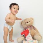 大阪の誕生日写真撮影スタジオ・ハニーアンドクランチのフォトギャラリーI149
