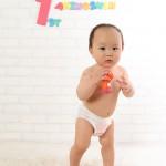 大阪の誕生日写真撮影スタジオ・ハニーアンドクランチのフォトギャラリーI150