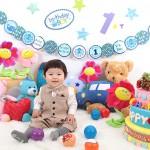 大阪の誕生日写真撮影スタジオ・ハニーアンドクランチのフォトギャラリーI153