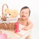 大阪の誕生日写真撮影スタジオ・ハニーアンドクランチのフォトギャラリーI157