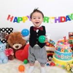 大阪の誕生日写真撮影スタジオ・ハニーアンドクランチのフォトギャラリーI160