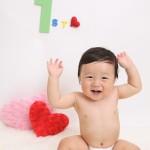 大阪の誕生日写真撮影スタジオ・ハニーアンドクランチのフォトギャラリーI161