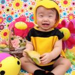 大阪の誕生日写真撮影スタジオ・ハニーアンドクランチのフォトギャラリーI163