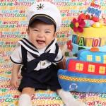 大阪の誕生日写真撮影スタジオ・ハニーアンドクランチのフォトギャラリーI168