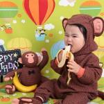 大阪の誕生日写真撮影スタジオ・ハニーアンドクランチのフォトギャラリーI175