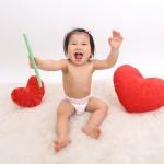 大阪の誕生日写真撮影スタジオ・ハニーアンドクランチのフォトギャラリーI176
