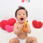 大阪の誕生日写真撮影スタジオ・ハニーアンドクランチのフォトギャラリーI177