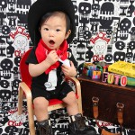 大阪の誕生日写真撮影スタジオ・ハニーアンドクランチのフォトギャラリーI179