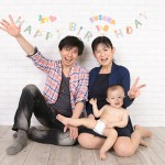 大阪の誕生日写真撮影スタジオ・ハニーアンドクランチのフォトギャラリーI208