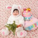 大阪の誕生日写真撮影スタジオ・ハニーアンドクランチのフォトギャラリーI210