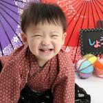 大阪の誕生日写真撮影スタジオ・ハニーアンドクランチのフォトギャラリーI222