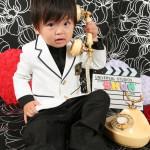 大阪の誕生日写真撮影スタジオ・ハニーアンドクランチのフォトギャラリーI226