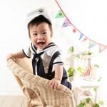 大阪の誕生日写真撮影スタジオ・ハニーアンドクランチのフォトギャラリーI230
