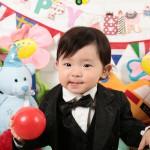 大阪の誕生日写真撮影スタジオ・ハニーアンドクランチのフォトギャラリーI232