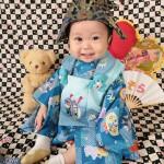 大阪の誕生日写真撮影スタジオ・ハニーアンドクランチのフォトギャラリーI243
