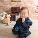 大阪の誕生日写真撮影スタジオ・ハニーアンドクランチのフォトギャラリーI263