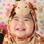 大阪の誕生日写真撮影スタジオ・ハニーアンドクランチのフォトギャラリーI268