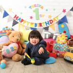 大阪の誕生日写真撮影スタジオ・ハニーアンドクランチのフォトギャラリーI284