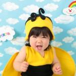大阪の誕生日写真撮影スタジオ・ハニーアンドクランチのフォトギャラリーI287