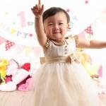 大阪の誕生日写真撮影スタジオ・ハニーアンドクランチのフォトギャラリーI294