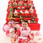 大阪の誕生日写真撮影スタジオ・ハニーアンドクランチのフォトギャラリーI296
