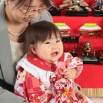 大阪の誕生日写真撮影スタジオ・ハニーアンドクランチのフォトギャラリーI297