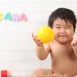 大阪の誕生日写真撮影スタジオ・ハニーアンドクランチのフォトギャラリーI303