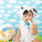 大阪の誕生日写真撮影スタジオ・ハニーアンドクランチのフォトギャラリーI304