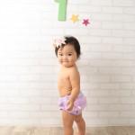 大阪の誕生日写真撮影スタジオ・ハニーアンドクランチのフォトギャラリーI305