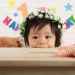 大阪の誕生日写真撮影スタジオ・ハニーアンドクランチのフォトギャラリーI308