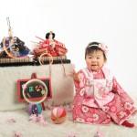 大阪の誕生日写真撮影スタジオ・ハニーアンドクランチのフォトギャラリーI312