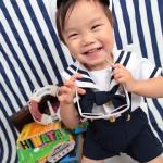 大阪の誕生日写真撮影スタジオ・ハニーアンドクランチのフォトギャラリーI318