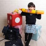 大阪の入園入学・卒園卒業写真撮影スタジオ・ハニーアンドクランチのフォトギャラリーJ001