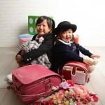大阪の入園入学・卒園卒業写真撮影スタジオ・ハニーアンドクランチのフォトギャラリーJ006