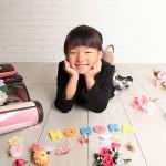 大阪の入園入学・卒園卒業写真撮影スタジオ・ハニーアンドクランチのフォトギャラリーJ010