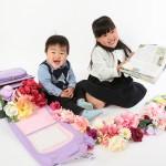 大阪の入園入学・卒園卒業写真撮影スタジオ・ハニーアンドクランチのフォトギャラリーJ013