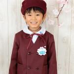 大阪の入園入学・卒園卒業写真撮影スタジオ・ハニーアンドクランチのフォトギャラリーJ018