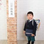 大阪の入園入学・卒園卒業写真撮影スタジオ・ハニーアンドクランチのフォトギャラリーJ019