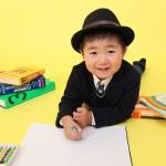 大阪の入園入学・卒園卒業写真撮影スタジオ・ハニーアンドクランチのフォトギャラリーJ020