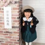 大阪の入園入学・卒園卒業写真撮影スタジオ・ハニーアンドクランチのフォトギャラリーJ023