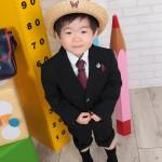 大阪の入園入学・卒園卒業写真撮影スタジオ・ハニーアンドクランチのフォトギャラリーJ025