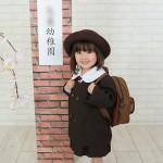 大阪の入園入学・卒園卒業写真撮影スタジオ・ハニーアンドクランチのフォトギャラリーJ026