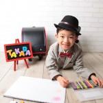 大阪の入園入学・卒園卒業写真撮影スタジオ・ハニーアンドクランチのフォトギャラリーJ027
